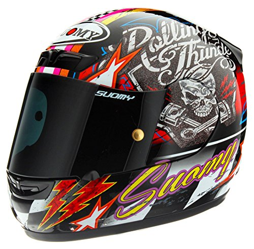 - Suomy Apex Rolling Thunder Helmet size X-Large