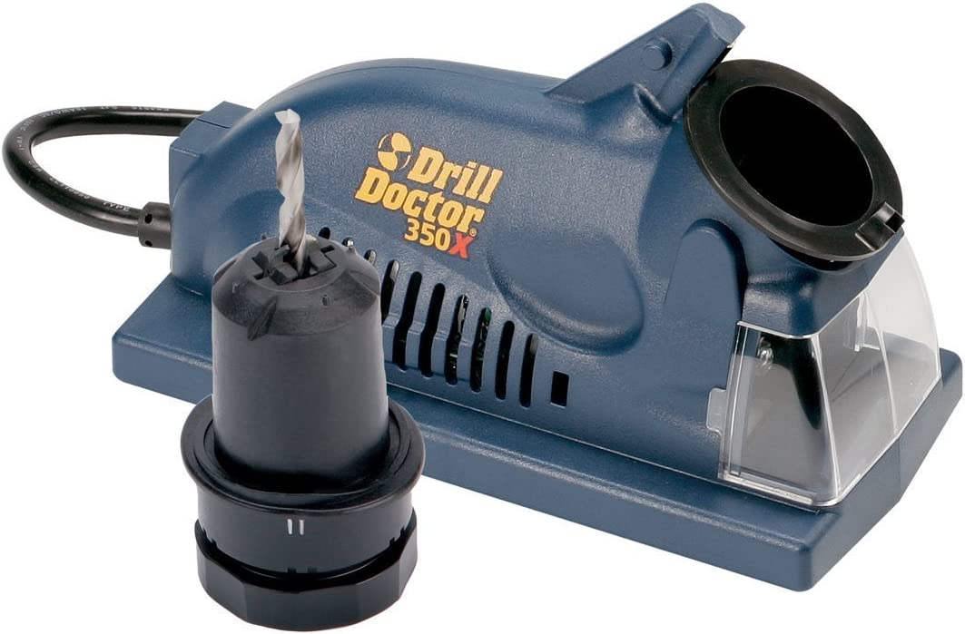 best drill bit sharpeners: Drill Doctor DD350X - best for your tight budget!