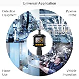 HOMIEE Inspection Camera Endoscope with 2.3 Inch
