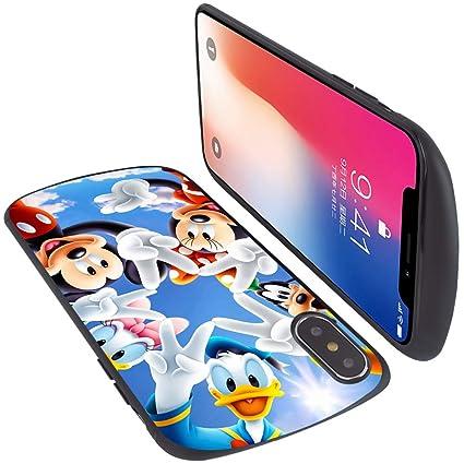 Amazon.com: Disney Collection - Carcasa para iPhone X/10/X ...