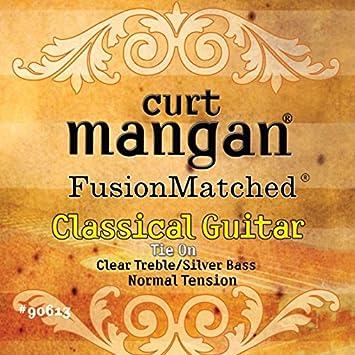 CURT MANGAN STRINGS - Cuerdas para guitarra (tensión normal)