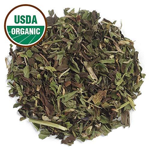- EarthWise Lemon Balm - USDA Organic - 16 oz - Herb/Tea - USA Harvest