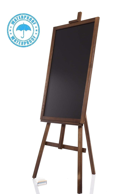 azzap arabest impermeable caballete 140 cm madera - Pizarra ...
