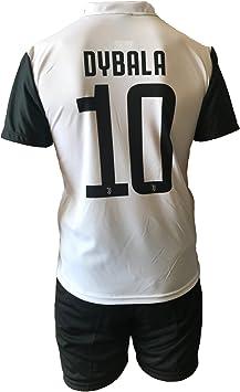 Conjunto Equipacion Camiseta Pantalones Futbol Juventus Paulo ...