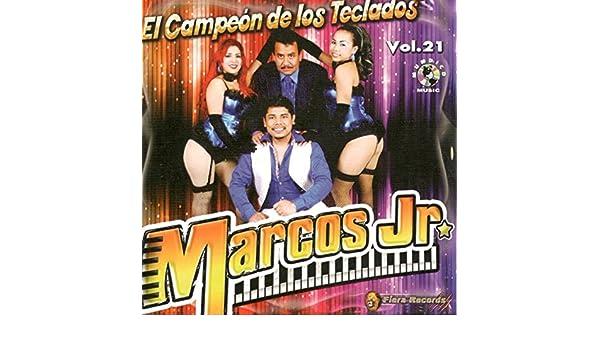El Campeon de los Teclados, Vol. 21 by Marcos Jr. on Amazon Music - Amazon.com