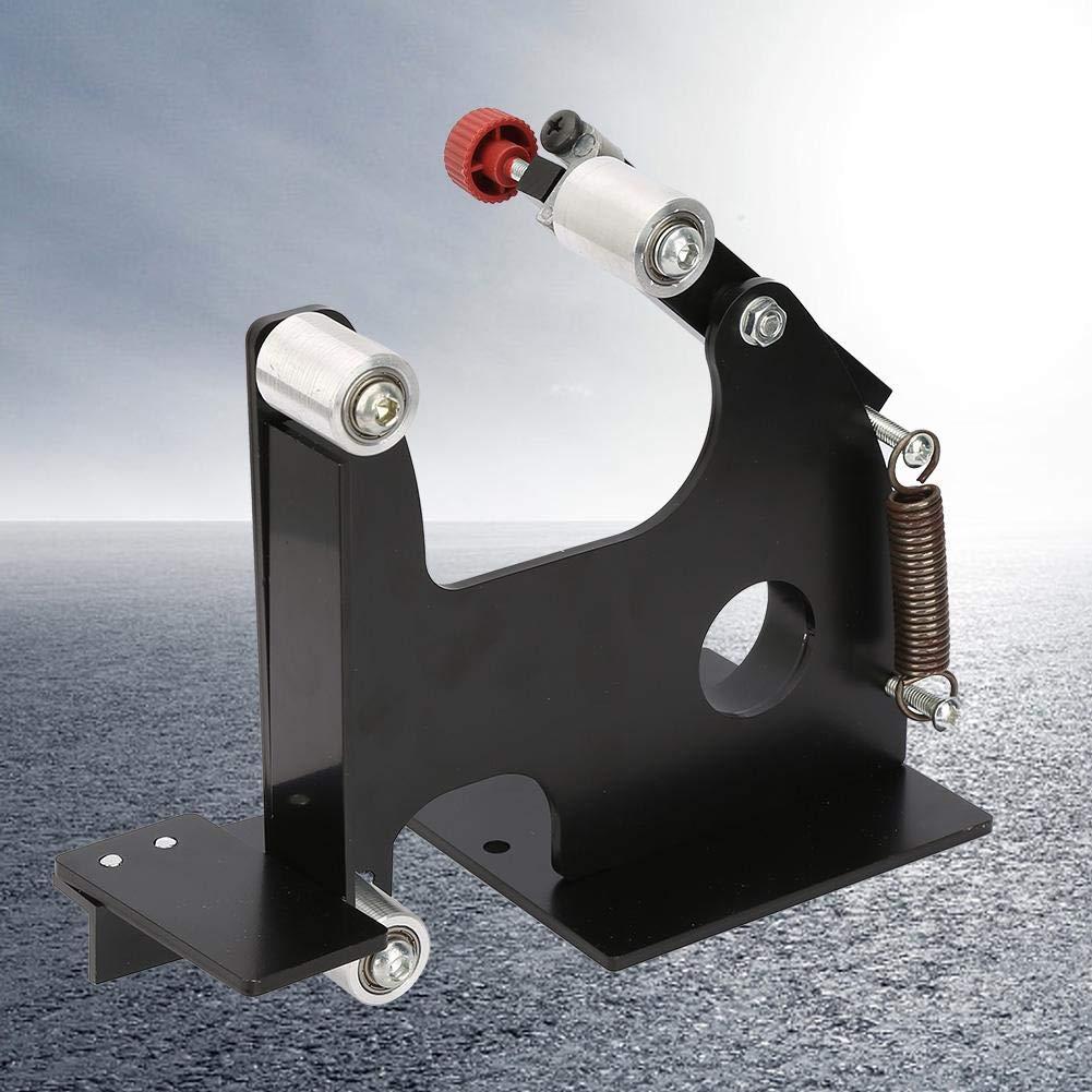 Amoladora de /ángulo Lijadora de banda Mini lijadora de banda Adaptador de cabezal de lijado para amoladora de /ángulo el/éctrica M10