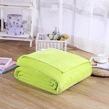 Amazon.com: LJ-MT - Manta de franela ligera y suave, color ...