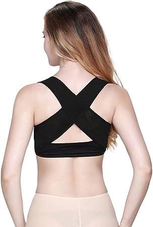Butterme r/églable poitrine ceinture de soutien Support dos ceinture Maintien Redresse dos pour les femmes filles