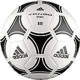adidas Men's Tango Glider Ball-White/Black, Size 4