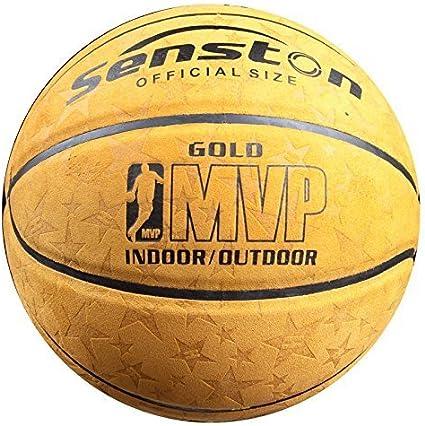 Senston Adulto Pelota de baloncesto Outdoor Balón de baloncesto ...