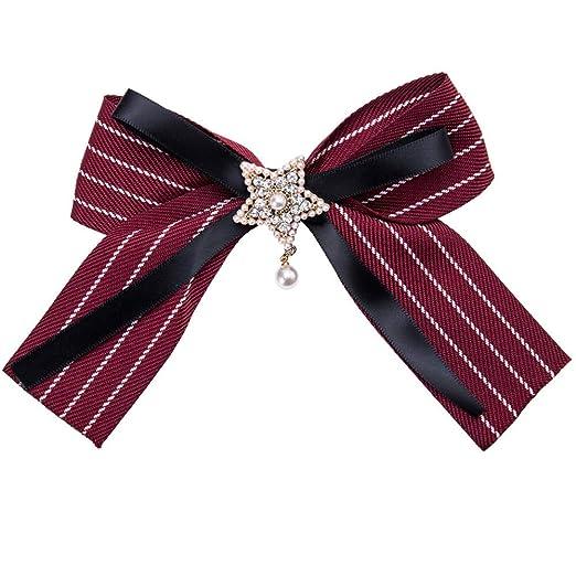 Gimitunus Corbata de Lazo de Las Mujeres, Black Red Stripes en ...