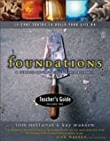 Foundations, Tom Holladay and Kay Warren, 0310240751
