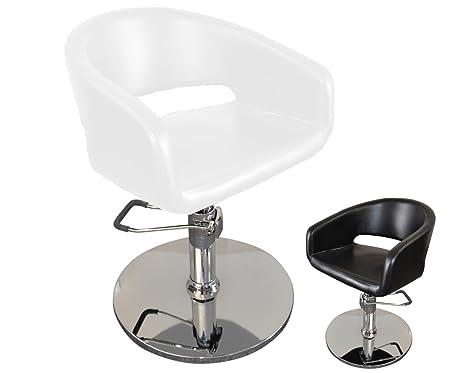 Polironeshop iside sedia poltrona fissa per parrucchiere da taglio