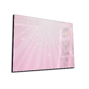 Pizarra magnética de cristal Cristal Tarjeta Memo Formas de ...
