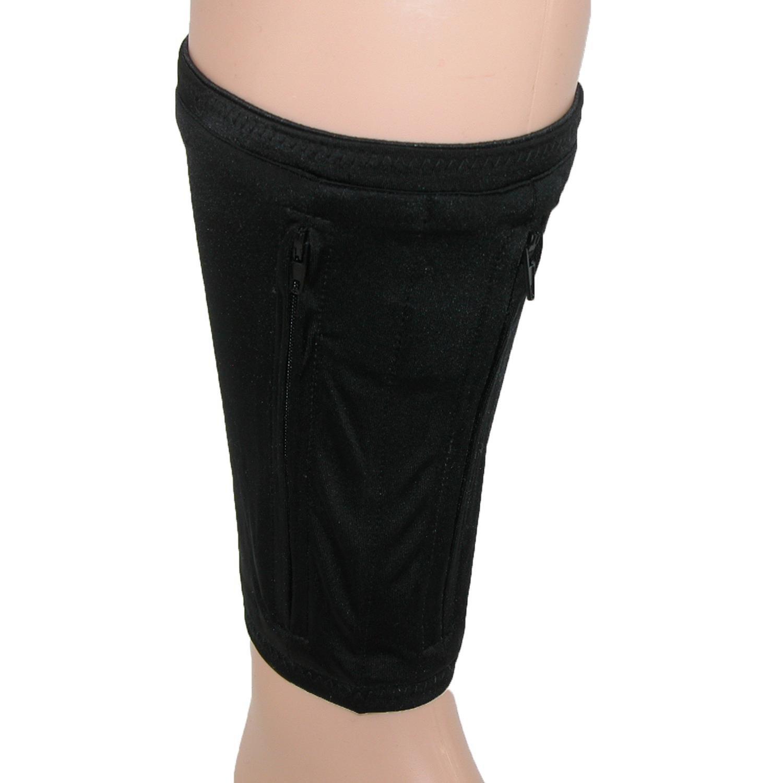 Amazon.com | Enroute Deluxe Travel Leg Wallet, Black | Travel Accessories