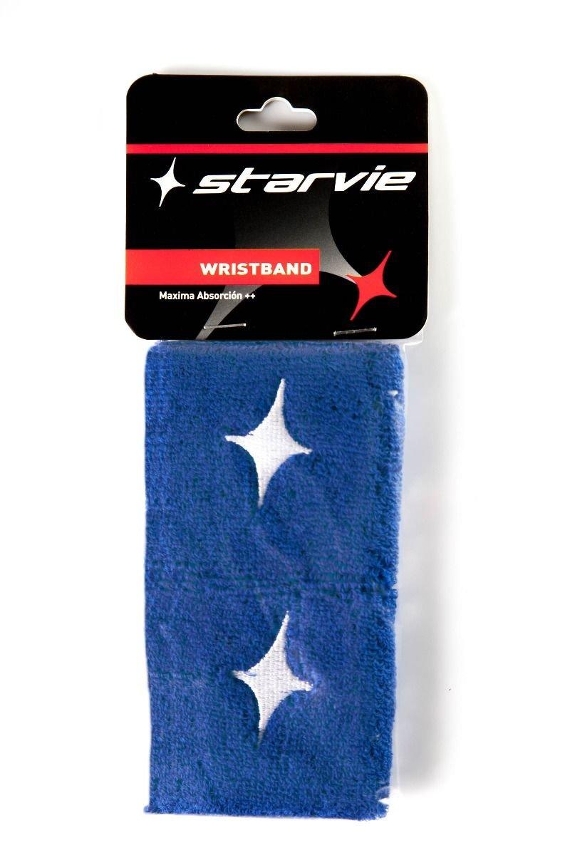 Muñequera padel StarVie (Azul): Amazon.es: Deportes y aire libre
