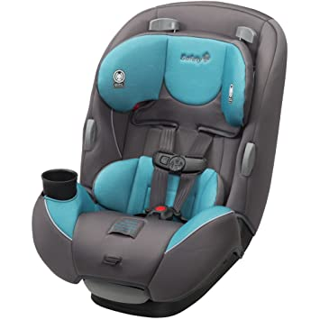 Safety 1st Continuum 3 In 1 Convertible Car Seat Sea Glass Teal
