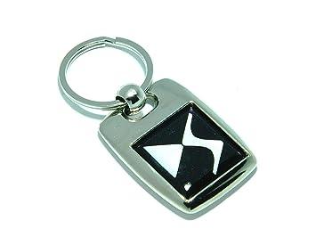 auto-badges Llavero de Metal con diseño de Citroen Ds3 ...