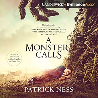1a825015d60 Amazon.com  A Monster Calls  Inspired by an Idea from Siobhan Dowd ...