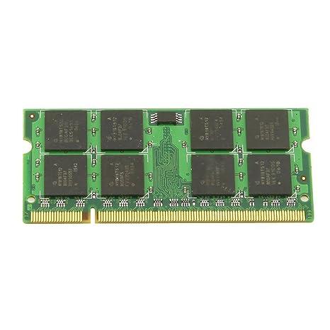SODIAL(R) Memoria adicional 1GB PC2-4200 DDR2 533MHZ Memoria para ordenador portatil