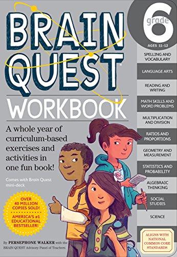 brain quest workbook grade 5 - 9