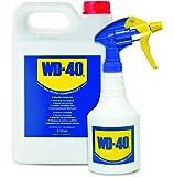 WD 40But Beaucoup. Schm ierm. 5L + Vaporisateur 600ml