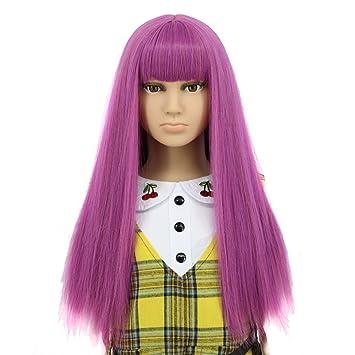 Amazon.com  Yuehong Long Straight Anime Child Fashion Women s ... 65d104bef