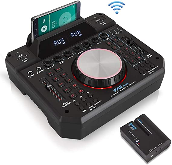 Amazon.com: Interfaz de altavoz inalámbrico DJ Mixer – 2 ...