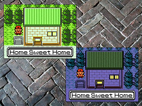 GG Promo Pokemon (Gen II), Home Sweet Home - Doormat Welcome Floormat (18
