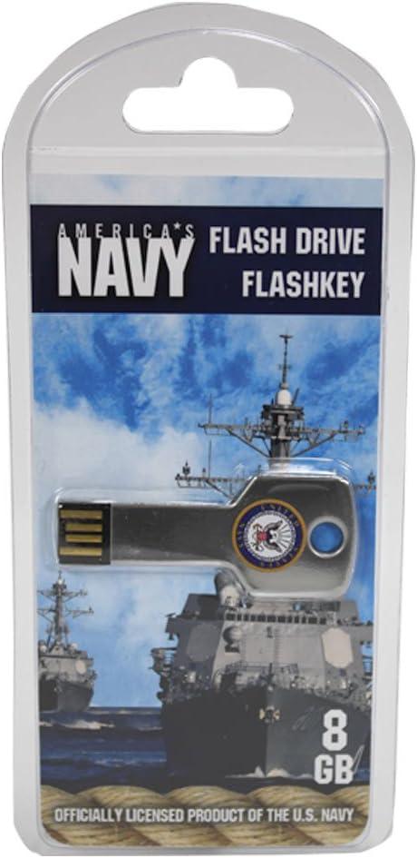 US Navy Flash Key USB Drive 4GB