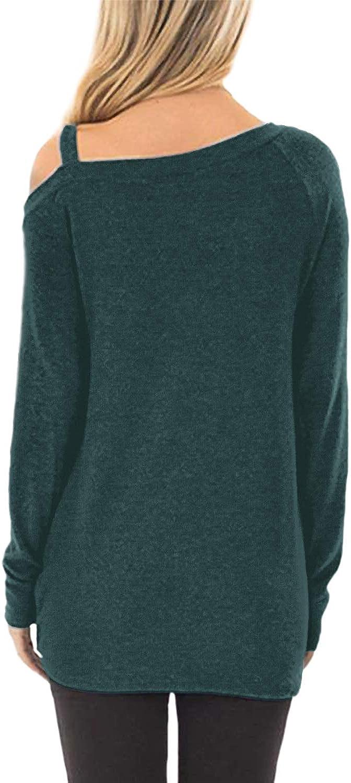 Amoretu Donne Elegante Blusa Manica Corta Cotone Casual Tunic Top T-Shirt