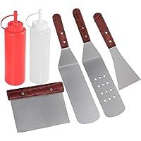 grilljoy 20pcs BBQ Accessories and 6pcs Griddle Set