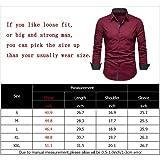 Manwan walk Mens Dress Shirts Regular Fit Button