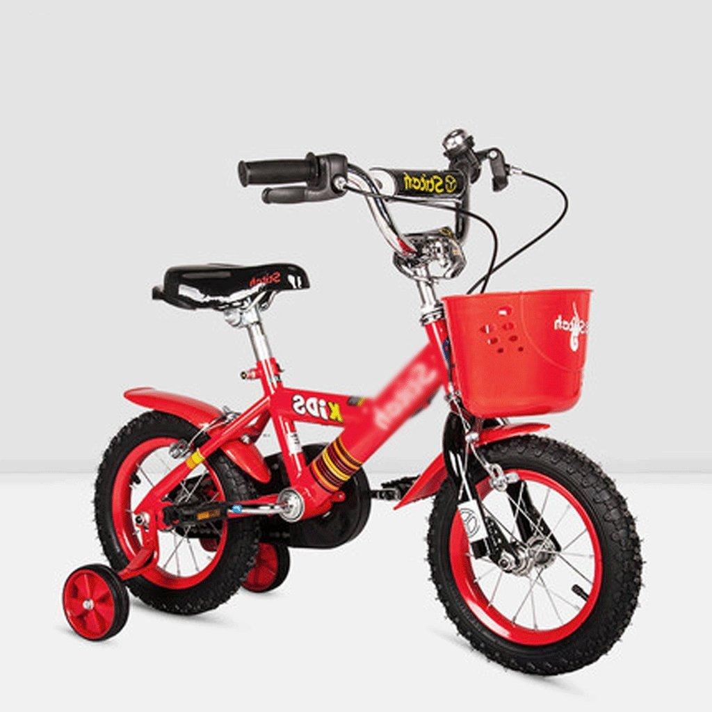 自転車 子供の自転車韓国の子供のベビーベビーカー12/14/16/インチ3-6-8男性と女性の自転車 (サイズ さいず : 18inch) B07DPNK5QT18inch