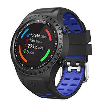 LCDIEB Reloj Deportivo Smart Watch GPS Tarjeta SIM Llamadas ...