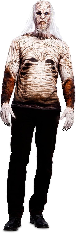 Yiija Fast Fun - Disfraz camiseta Walker, para adultos adulto ...