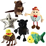 Finger Puppets: Nursery Rhymes Set of 6