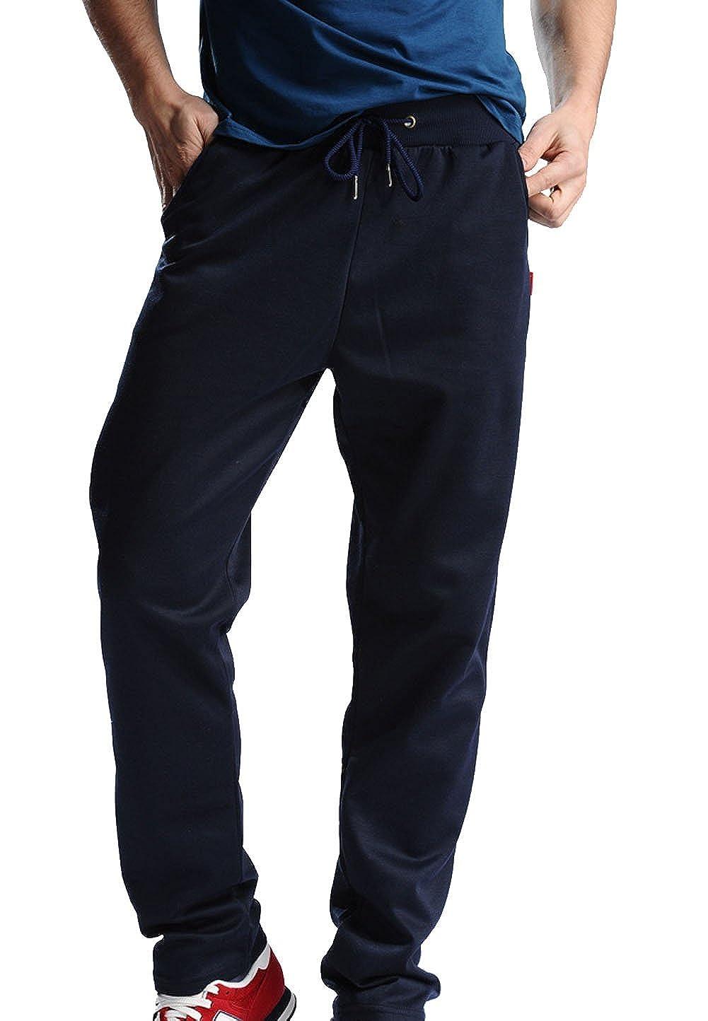 LETSQK PANTS メンズ X-Large ロイヤルブルー B074KCZ59Y