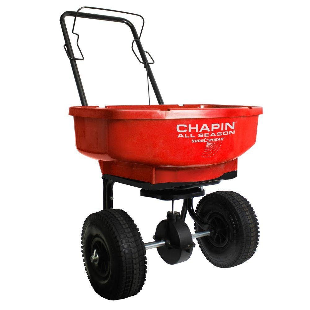 Chapin 81000Z Assembled 80-Pound Capacity Broadcast Spreader by CHAPIN R E (Image #1)