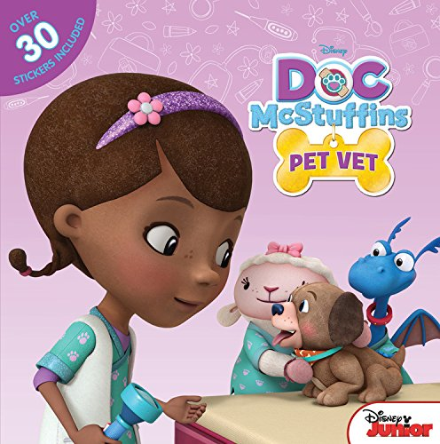 Price comparison product image Doc McStuffins Pet Vet