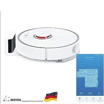 Xiaomi Mi Robot aspirador 2. Generation Roborock s50 - Mopa con ...