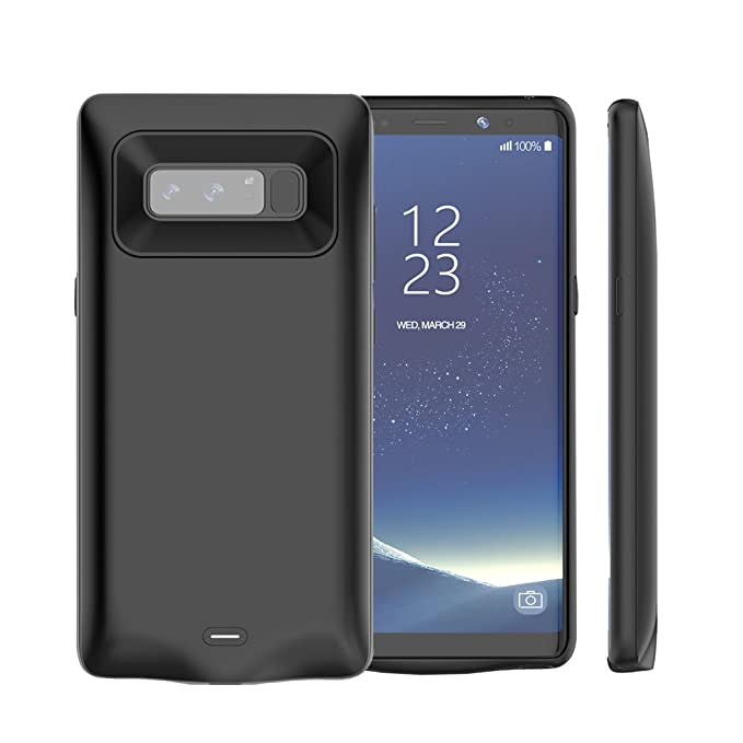 new concept 70827 4648b Amazon.com: Idealforce Galaxy Note 8 Battery Case,5500mAh External ...