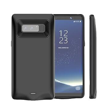Idealforce Galaxy Note 8 Caja De BateríA, 5500mah Cubierta ...