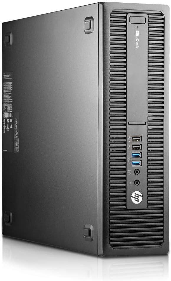 HP EliteDesk 800 G2 SFF - Ordenador de sobremesa (procesador Intel ...
