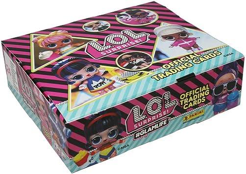 Panini France SA-L.O.L SuRPRISE TC 2 - Caja de 24 bolsillos, 003850BOX24F: Amazon.es: Juguetes y juegos