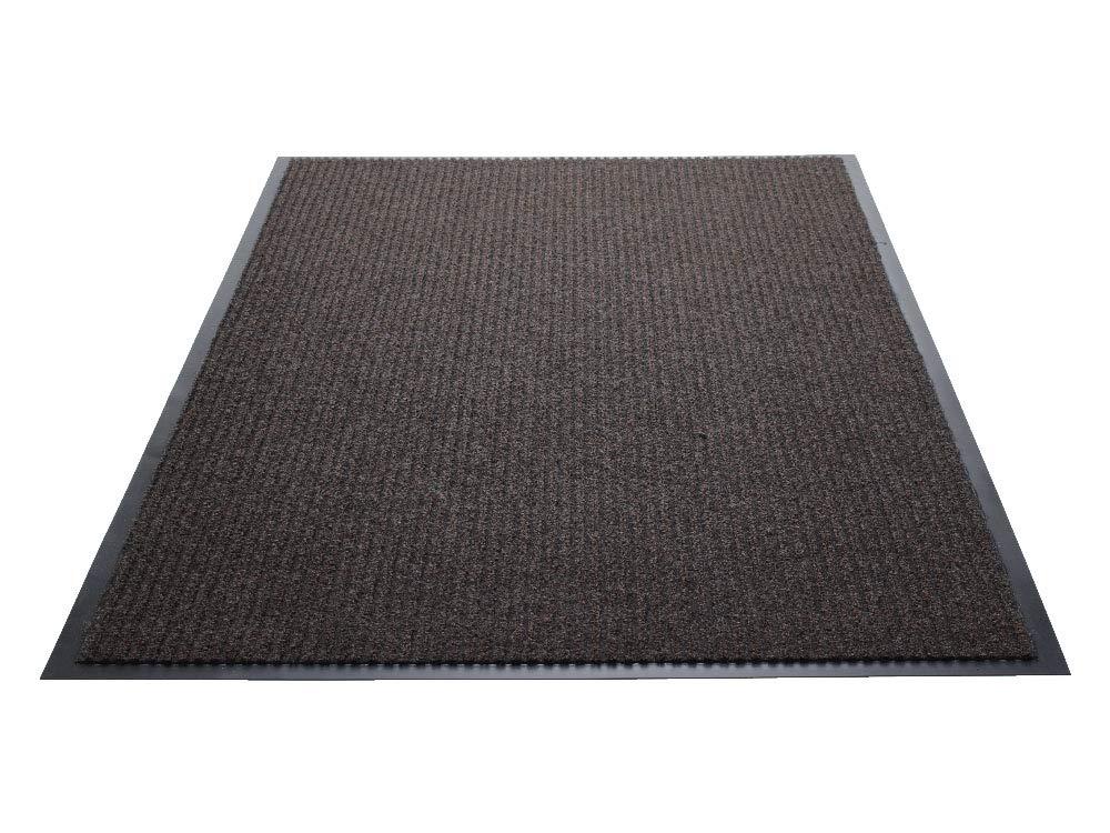 EnviroMats 64020335 Golden Series Dual Rib Floor Mats 0.90 m x 0.60 m Red