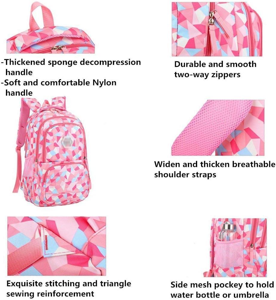 MUOOUM Xmas Christmas Elements Kids Backpack Pre-School Toddler Bag Travel Daypack