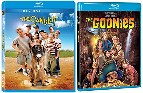 The Goonies & The SANDLOT - Movie Combo Blu-ray Family Edition Double Feature Set