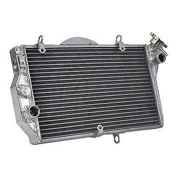 alloyworks Racing de aluminio del radiador radiador de refrigeración del motor Automotriz coche piezas de repuesto