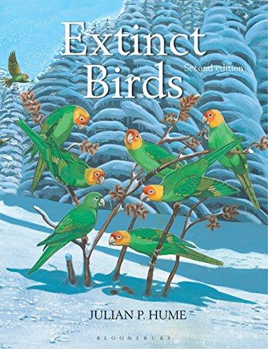 Extinct Birds [Julian P. Hume] (Tapa Dura)